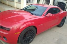 Chevrolet Camaro 2011 LT Automatic Red for sale