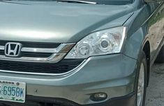 Honda CR-V 2010 Silver for sale