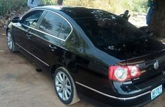 Volkswagen Passat 2.0 2007 Black for sale