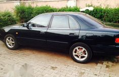 Toyota Camry 1996 Green With Low Price