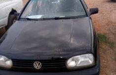 Volkswagen Golf 1998 Black For Sale