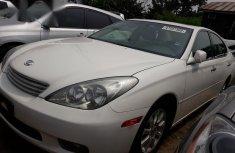 Lexus ES 330 2005 White for sale