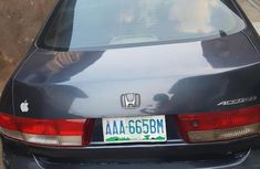 Honda Accord Automatic 2004 Black for sale