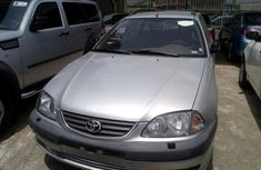 Almost brand new Toyota Avensis 2002 for sale