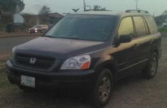 Honda Pilot 2004 EX 4x4 (3.5L 6cyl 5A) Gray for sale