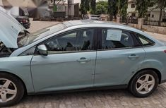 Ford Focus 2012 Green for sale