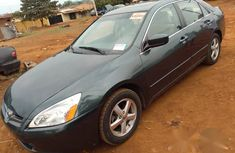 Honda Accord 2005 Sedan EX Automatic Green for sale