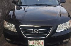 Hyundai Sonata 2009 2.4 GLS Automatic Black for sale