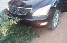Lexus RX 2007 Black for sale