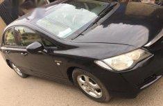 Honda Civic 2007 Black for sale