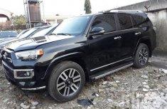 Used Toyota 4runner 2015 Black for sale