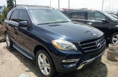 Forreign used 2014 mercedes benz ml350