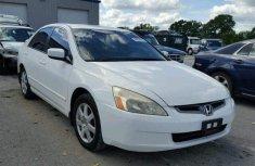 Clean Honda Accord 2005, Duty Paid