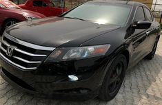 Reg Honda Crosstour EXL V6 2010 Model