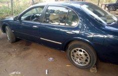 Nissan Maxima blue 1997 model for sale