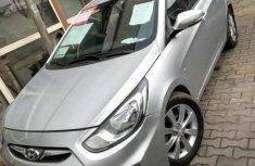 Super Clean Silver Hyundai Accent 2012 for sale