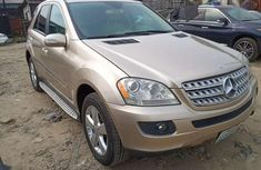 Mercedes ML 500 4matic registered for sale