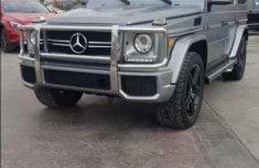 Tokunbor 2014 G63 Mercedes Benz Gwango