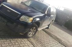 Ford Explorer 2006 Blue for sale