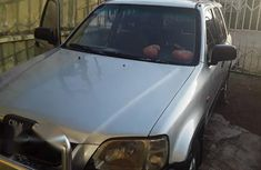 Honda CR-V 2001 Silver for sale