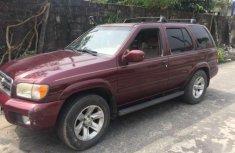 Nissan Pathfinder 2001 model for sale