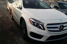 Mercedes-Benz GLA250 2015 White for sale