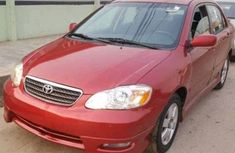 Clean tokunbo Toyota corolla S for sale