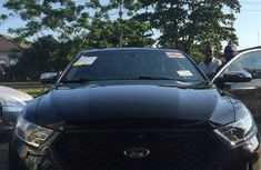 Ford Taurus Limited 2013 Black for sale