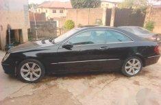 Mercedes-Benz Clk 2004 Black for sale