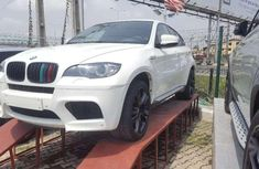 BMW X6 Mpower white for sale