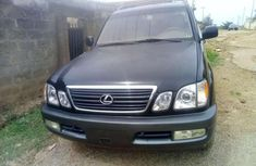 2002 Lexus LX470 for sale