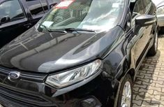 Super Clean Black Ford Ecosport 2013 for sale cheap