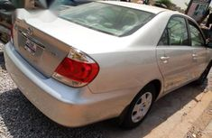 Toyota Camry 2006 Silver for sale
