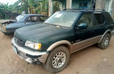 Honda Passport 2001 Green for sale