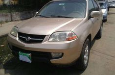 2003 Acura MDX Gold for sale