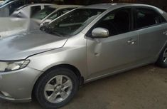 Kia Cerato 2012 Silver for sale