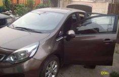 Kia Rio 2014 Clean gray for sale