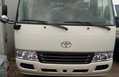 New Toyota Coaster 2017 White for sale