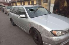 Nissan Primera 2000 Model Silver for sale
