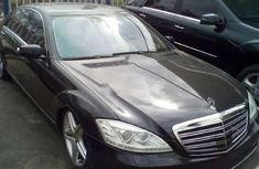 Mercedes-Benz S550 2012 Petrol Automatic Black for sale