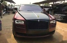 Rolls-Royce Ghost 2016 Foreign used for sale