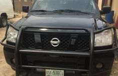 Nissan Titan 2010 King Cab XE Black for sale