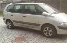 Renault Espace 1998 Gray for sale