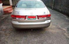 Honda Accord EOD 2003 MOdel for sale