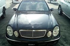 2002 Mercedes-Benz E240 for sale