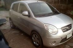Kia picanto 2008 Silver for sale