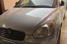 Hyundai Accent 2010 GS Automatic Gray for sale