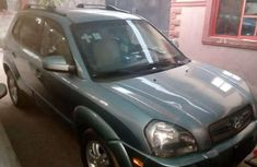 Hyundai Tucson green for sale