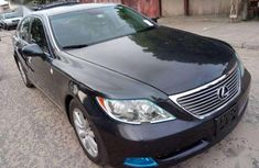 Neatly Foreign Used Lexus Ls460 08 for sale