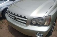 Toyota highlander 2003 available for sale